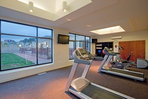 Fitness/ Exercise Room - Holiday Inn Hotel & Conference Center Dedham