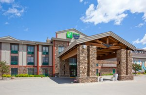Exterior view - Holiday Inn Express Hotel & Suites Baxter