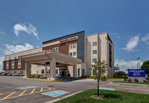 Exterior view - SpringHill Suites by Marriott Airport Wichita