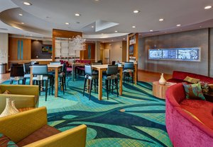 Lobby - SpringHill Suites by Marriott Airport Wichita