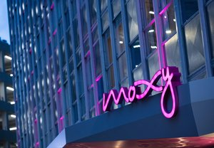Exterior view - Moxy Hotel by Marriott Downtown New Orleans