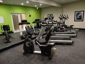 Fitness/ Exercise Room - Holiday Inn Covington