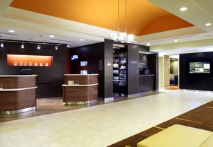 Lobby - Courtyard by Marriott Hotel Altoona
