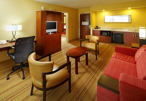 Room - Courtyard by Marriott Hotel Altoona
