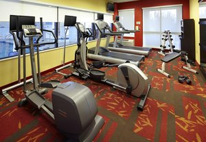Fitness/ Exercise Room - Courtyard by Marriott Hotel Altoona