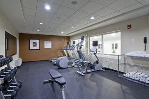 Fitness/ Exercise Room - Holiday Inn Express Hotel & Suites Fort Saskatchewan