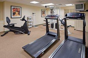 Fitness/ Exercise Room - Staybridge Suites Cranbury