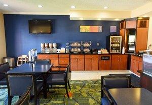 Restaurant - Fairfield Inn by Marriott Topeka