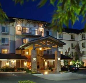 Exterior view - Larkspur Landing Home Suite Hotel Campbell