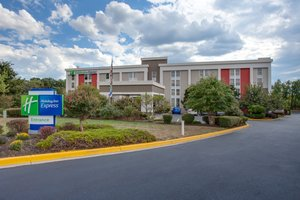 Exterior view - Holiday Inn Express Camp Springs