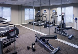 Fitness/ Exercise Room - Residence Inn by Marriott Highlands Ranch