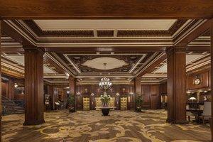 Lobby - Omni Parker House Hotel Boston