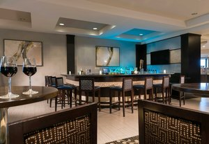 Bar - Courtyard by Marriott Hotel Worcester