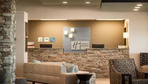 Lobby - Holiday Inn Express Le Claire
