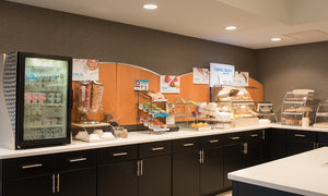 Restaurant - Holiday Inn Express Le Claire