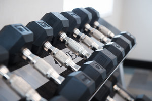 Fitness/ Exercise Room - Holiday Inn Express Le Claire
