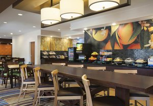 Restaurant - Fairfield Inn by Marriott Mendota Heights