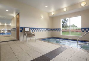 Fitness/ Exercise Room - Fairfield Inn by Marriott Mendota Heights