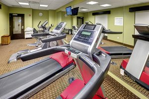 Fitness/ Exercise Room - Holiday Inn Express Hotel & Suites Medical Center