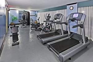 Fitness/ Exercise Room - Crowne Plaza Hotel Downtown Dallas