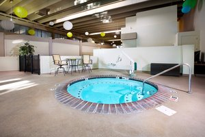 Pool - Holiday Inn City Centre Sioux Falls