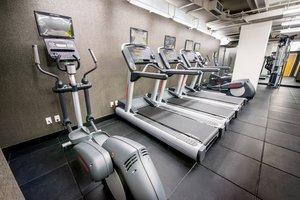 Fitness/ Exercise Room - Hotel Beacon New York