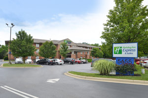 Exterior view - Holiday Inn Express Hotel & Suites Centerville