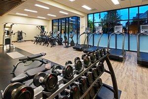 Fitness/ Exercise Room - EVEN Hotels Rockville