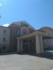 Exterior view - Holiday Inn Express Hotel & Suites Cedar City
