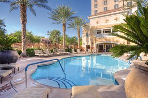 Pool - Club Wyndham Grand Desert Hotel Las Vegas