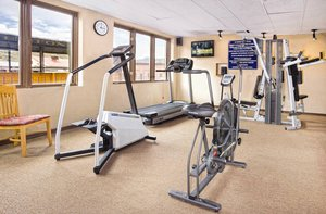 Fitness/ Exercise Room - Wyndham Vacation Resort Durango