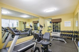 Fitness/ Exercise Room - Holiday Inn Express Hotel & Suites Brattleboro