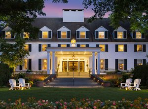 Exterior view - Woodstock Inn & Resort