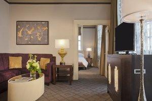 Suite - Ashton Hotel Fort Worth