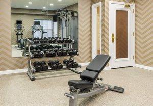 Fitness/ Exercise Room - Residence Inn by Marriott Wayne