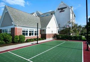 Fitness/ Exercise Room - Residence Inn by Marriott Brockton