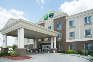 Exterior view - Holiday Inn Express Hotel & Suites Albert Lea