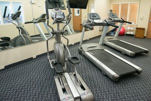 Fitness/ Exercise Room - Holiday Inn Express Hotel & Suites Albert Lea
