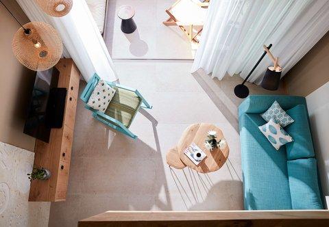 Sublime Loft - Living Area