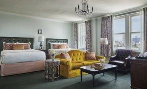 Suite - Pontchartrain Hotel New Orleans