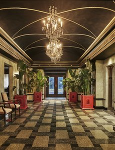 Lobby - Pontchartrain Hotel New Orleans