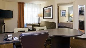 Room - Candlewood Suites Jacksonville