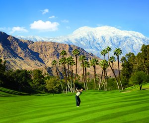 Golf - Rancho Las Palmas Resort Rancho Mirage