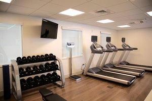 Fitness/ Exercise Room - Holiday Inn Express Hotel & Suites Oswego
