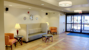 Lobby - Holiday Inn Express Sioux Center