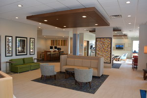 Lobby - Holiday Inn Express Hotel & Suites North Waterville