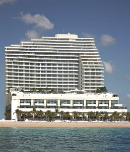Exterior view - Ritz-Carlton Hotel Fort Lauderdale