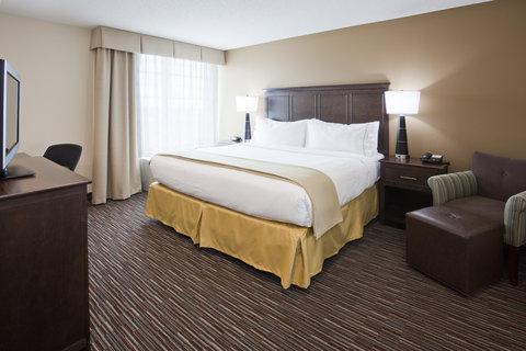 King Suite Bed Room
