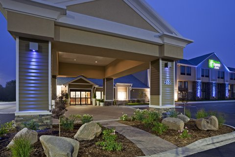 The Holiday Inn Express and Suites in Willmar, MN