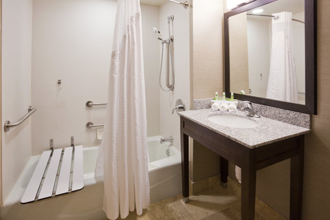 Accessible facilities are available in several of